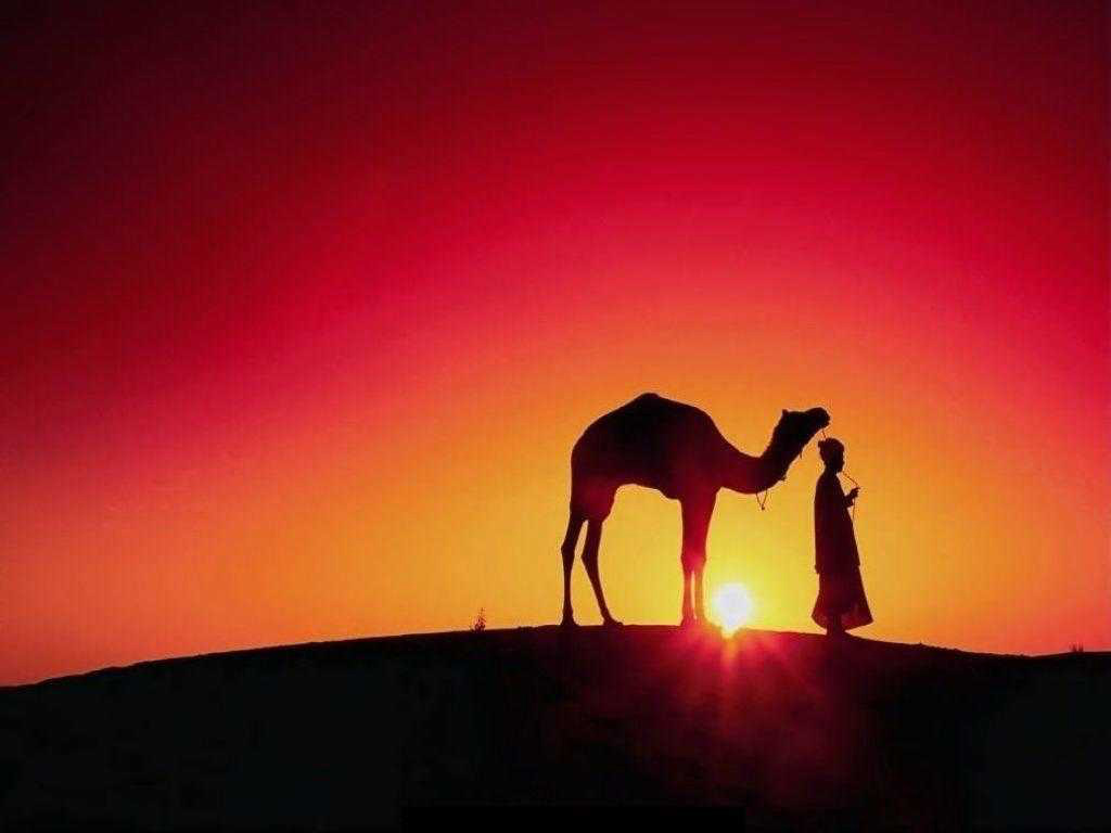 Retraite, De leegte is alles, Nkob, Marokko