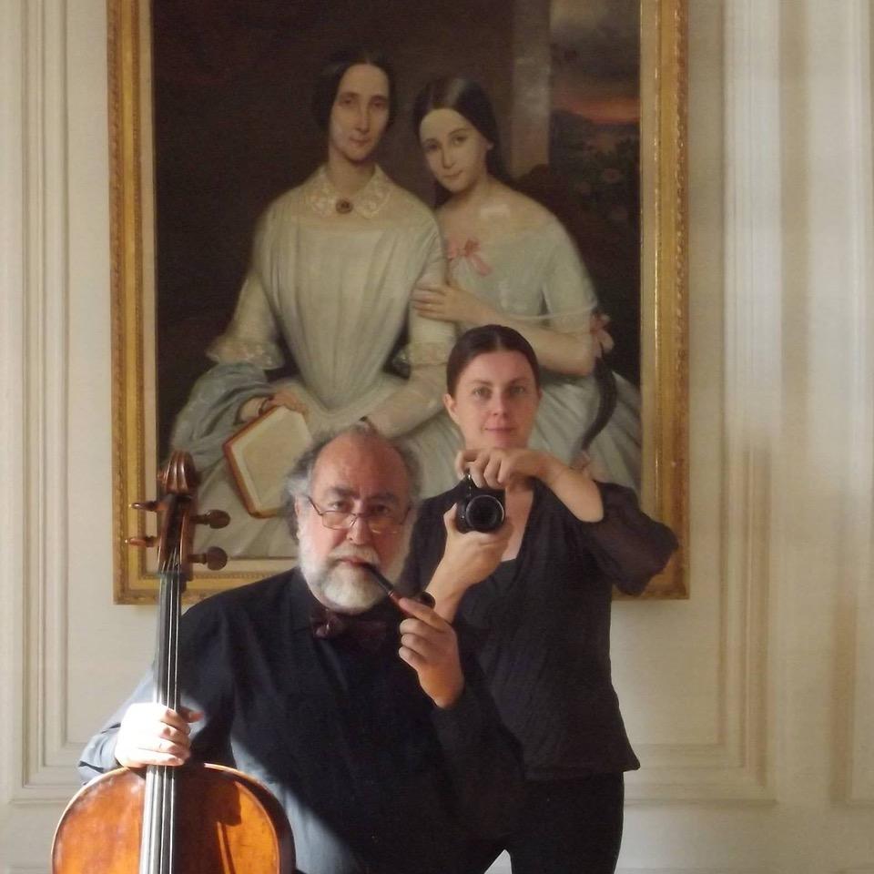 Barok cello concert